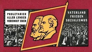 Das Banner von Marx und Lenin - The Banner of Marx and Lenin