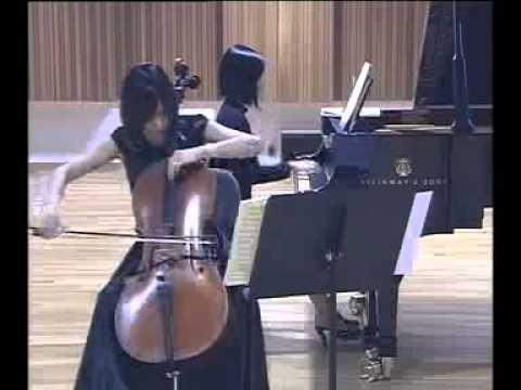 Brahms_Cello Sonata in F major, Mov.2