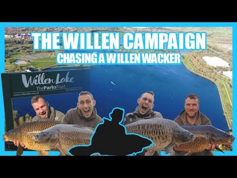 The Willen Campaign Chasing A Willen Wacker