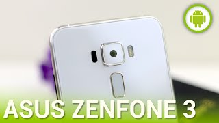 ASUS Zenfone 3, recensione in italiano