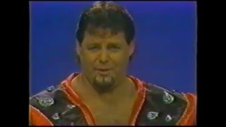 Jerry Lawler Wrestling Royalty and The early years