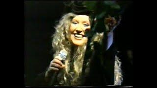 """Алла Пугачёва - """"Непогода"""" (Москва, 05.02.2000)"""