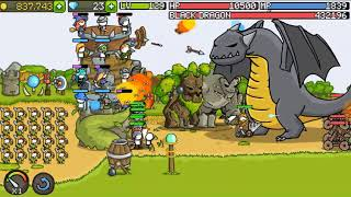 Grow castle level 129 vs 900   Android Game Play