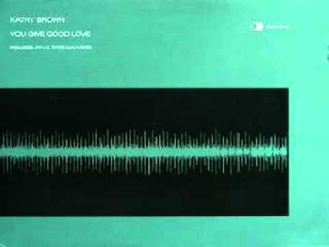 Kathy Brown – You Give Good Love (Jay J's Moulton Studio Dub)