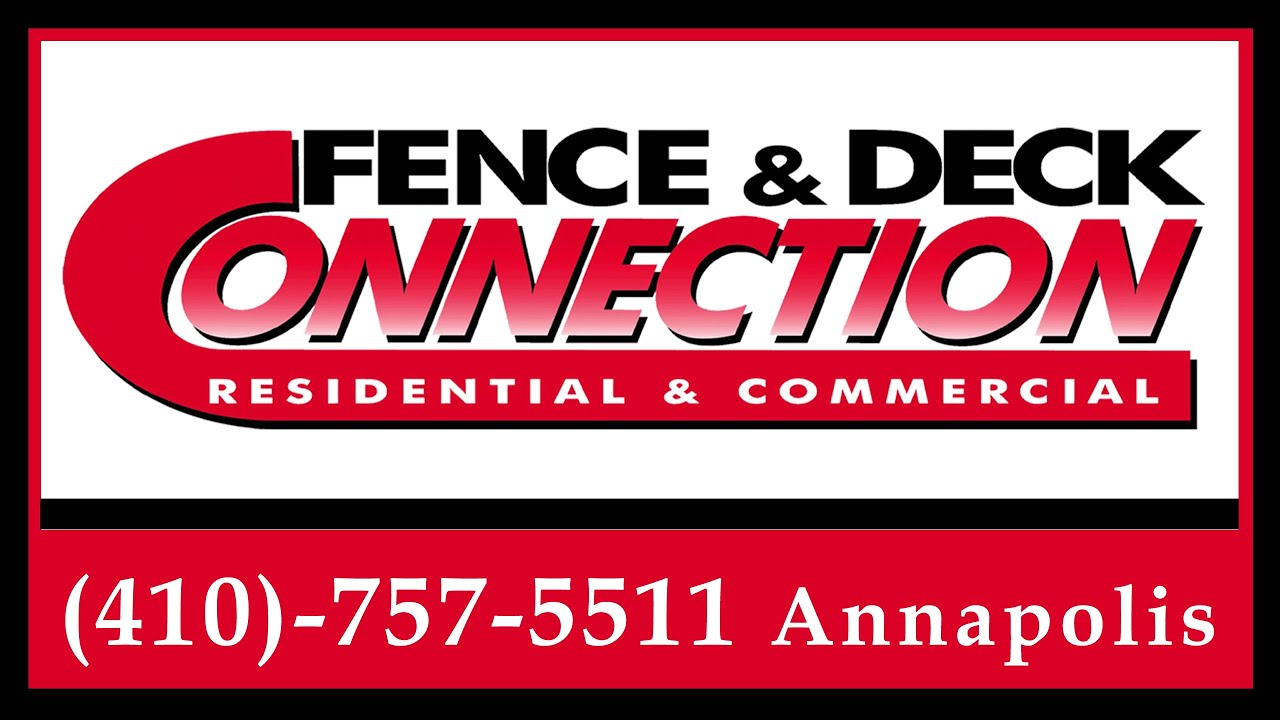 Fence Amp Deck Company Contractor Aa Co Annapolis Md