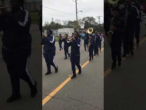 Francis Marion School  Sounds of Success Marching Ram Band 2017 - Get Ready
