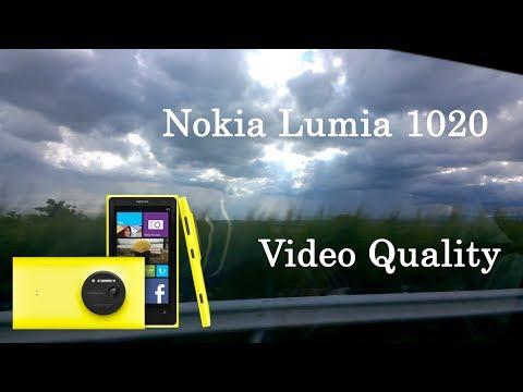 Nokia Lumia 1020 Video Quality - Travelling Through Switzerland, Germany, Austria and Hungary 1080p