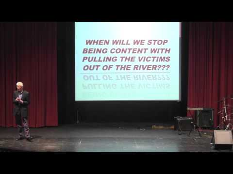 Winning the war against heart attacks: Kenneth Shafer at TEDxWooster