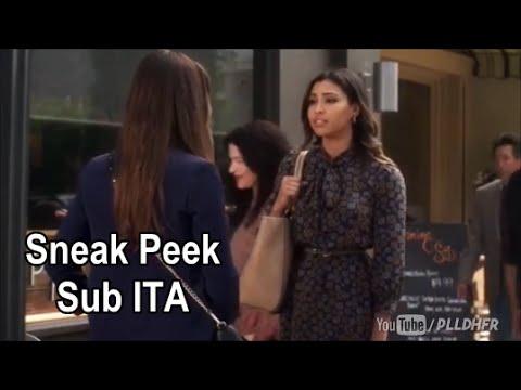 Pretty Little Liars 6x15 Sneak Peek 3 Sub ITA 'Do Not Disturb'