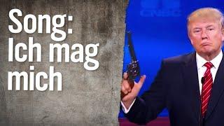 Song für Donald Trump: Ich mag mich  | extra 3 | NDR