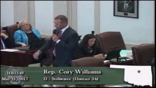"Oklahoma State Rep has a truly messed up understanding about what the ""will of God"" means"