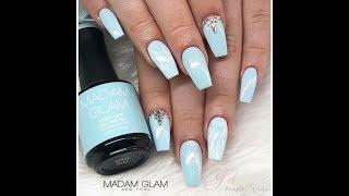 Madam glam polygel | review | tutorial