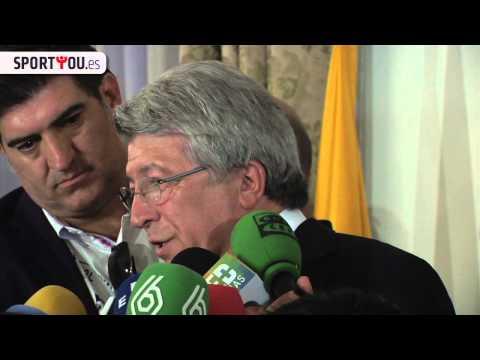 """Enrique Cerezo: """"El Barça no se irá a matar contra nosotros"""""""