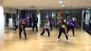 "[Class Footage]  @darrio1  Choreography | Omarion -""I"