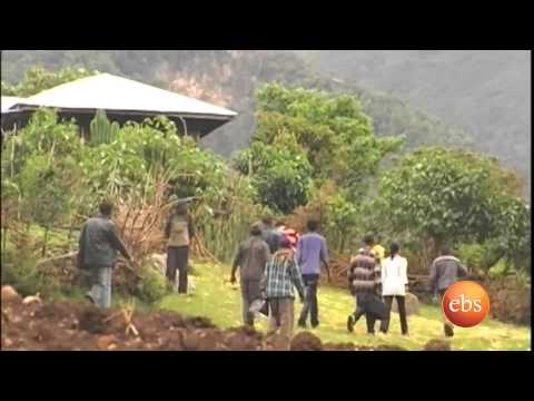 Discovery Ethiopia Coverage on Historical places at Ankober Wereda