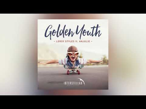 Leroy Styles - Golden Youth feat. Anjulie (Cover Art) [Ultra Music]