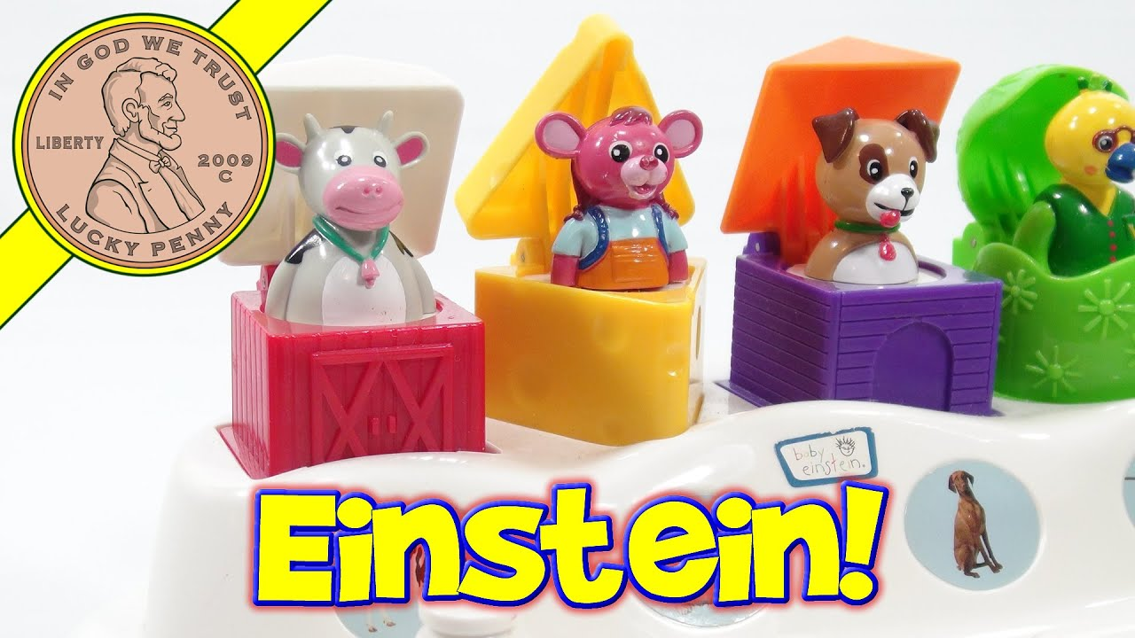 Disney Baby Einstein Pop Up Animals jouet