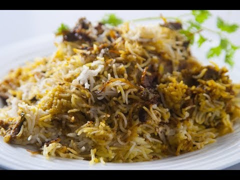 Kachche Gosht Ki Biryani | Cooksmart | Sanjeev Kapoor Khazana