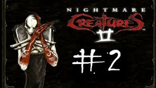 Nightmare Creatures 2 - Ep 2 - BICHO NAZI! - GamerRetro