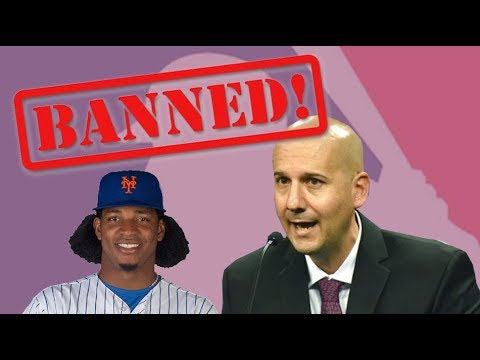 FIVE PEOPLE BANNED FROM MLB BASEBALL - You won't believe what they did