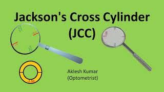 Jackson's cross cylinder