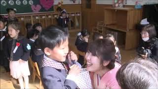 2020/03/11 卒園証書授与式【はばたけことり】