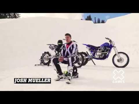 Snow Hill Climb Rider Profile - Josh Mueller   Harley-Davidson