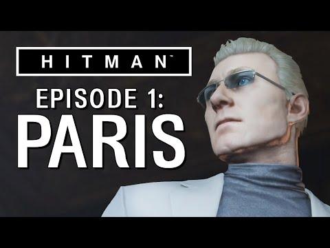 HITMAN 6 - Париж. Модный Показ!