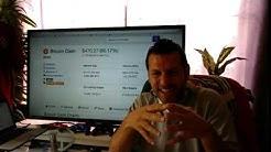 Bitcoin Cash Price Explosion past $1000  USD