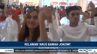 "Fenomena Relawan ""Arus Bawah Jokowi"" Muncul Dimana-mana Melawan Hoaks"