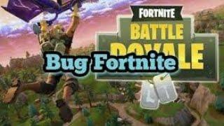 Fortnite bug fortnite