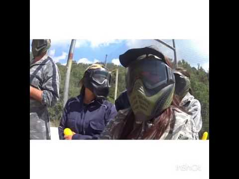 ADVENTURE MOUNTAIN PARK (paintball) EXPLORING CYPRUS