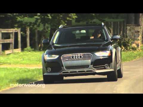 Road Test: 2013 Audi allroad