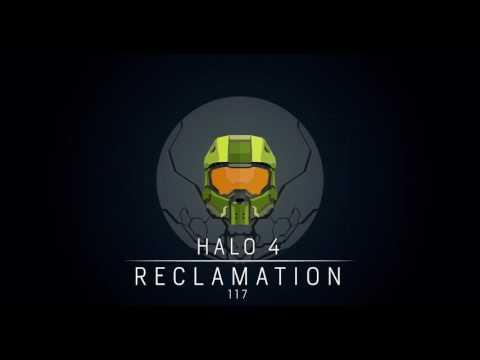 Halo 4 Soundtrack -  Reclamation (117 Part 2)