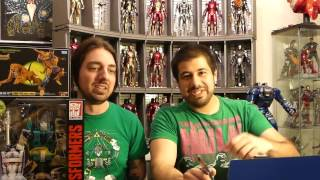 Unboxing Mania With Shartimus Prime! 1Up Box, Super Geek Box & BBTS Unboxing 3/18/17