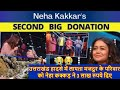 Gambar cover Neha Kakkar Donated Rs 3 Lakh to a Labour Family | Uttrakhand Labour | Indian Idol