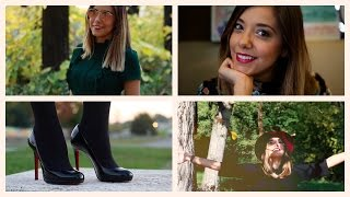 AUTUMN LOOKBOOK - What do you mean? | Vanessa Ziletti ♡