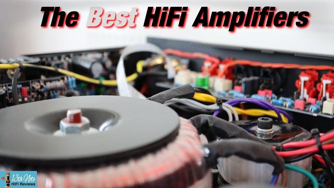 Download The Best HiFi Amplifiers