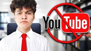 I Quit YouTube & Got a Real Job