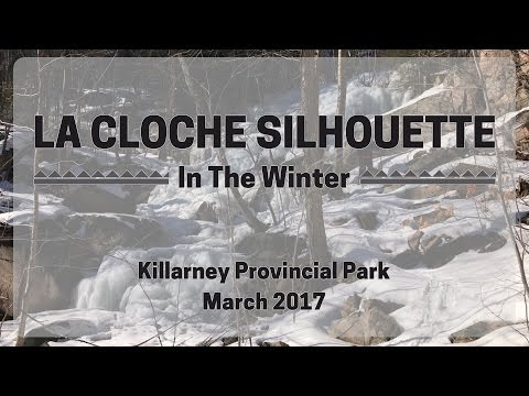 Winter Backpacking - 8 Cold Days in Canada (Killarney Provincial Park)