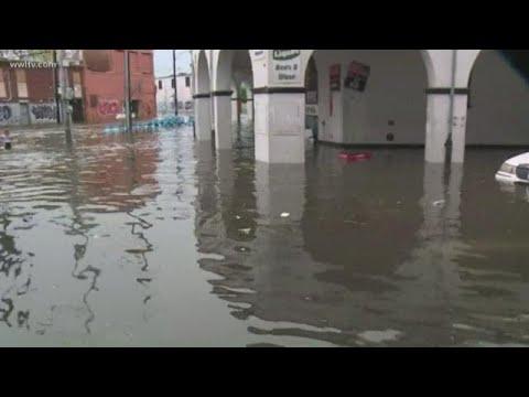 New Orleans floods: