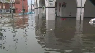 New Orleans floods: 'This is ridiculous. This looks like Venice'