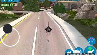 Goat simulator:capitulo 3 mi objetivo será montarme en el helicóptero lo conseguí o no?
