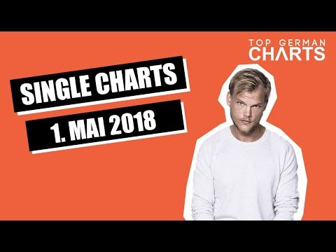 TOP 20 MUSIK SINGLE CHARTS - 1. MAI 2018