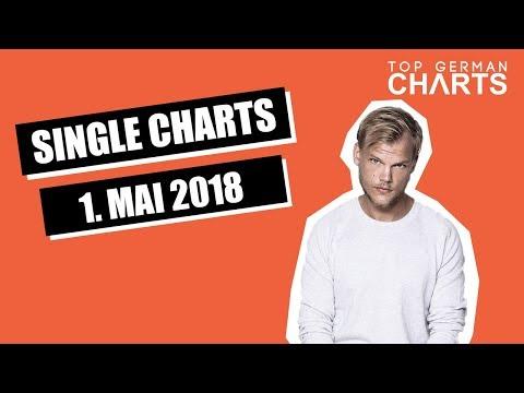 TOP 20 MUSIK SINGLE CHARTS - 1. MAI 2018