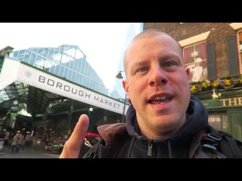 Borough Market + jose pizarro + Brindisa + Lobos Tapas London bridge = Spanish vlog
