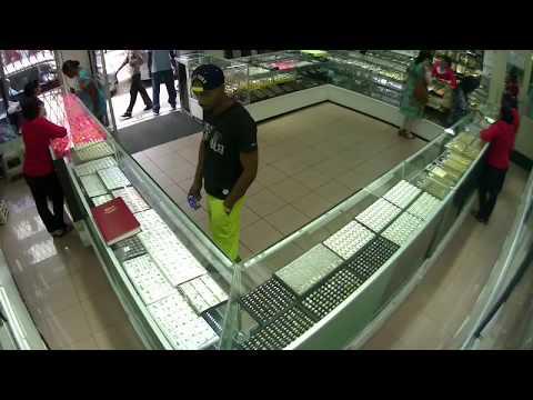 Fearless Bandits Rob Jewelry Store On High Street, San Fernando | Trinidad & Tobago