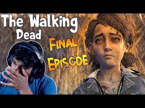 I AM NOT CRYING ! [Walking Dead Final Season] (Final Episode) *ENDING*