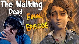 I AM NOT CRYING ! [Walking Dead Final Season] (Final Episode) *ENDING*
