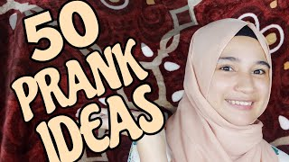 50 PRANK CONTENT IDEAS FOR SMALL YOUTUBERS TAGALOG